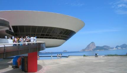 Museo en Río de Janeiro