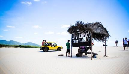 Buggy Playa Natal