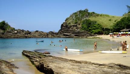 Praia Ferradurinha Buzios