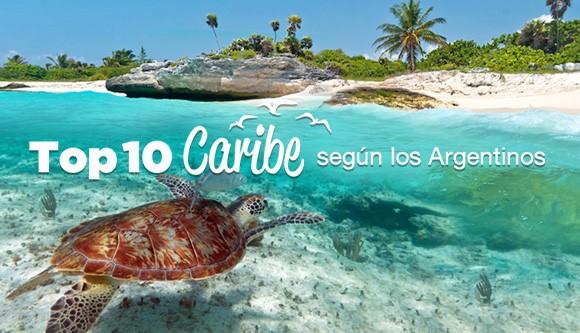 caribe en agosto